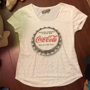 Coca-Cola Bottle Cap Shirt